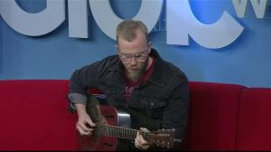 Winnipeg's own Joey Landreth performs live