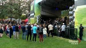Saskatchewan Jazz Festival announces free stage acts