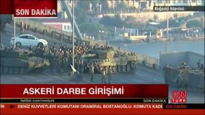 Turkish soldiers involved in coup attempt, surrender to crowds of citizens