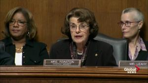Feinstein calls Kavanaugh's impartiality into question