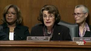 Feinstein calls Kavanaugh's impartiality into question