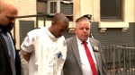 Man accused of tossing baby near Brooklyn Bridge heads to face judge in New York City
