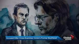 Accused killer questions former boyfriend of Laura Babcock