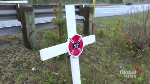 Halifax considering time limits, other restrictions for roadside memorials