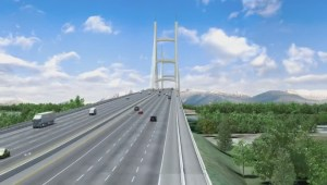 New report suggests smaller bridge or new Massey Tunnel