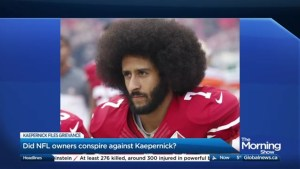 Does Colin Kaepernick have a case for collusion by NFL team owners?