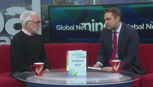 Jay Ingram on his new book Science of Why 3