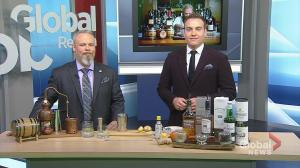 Whiskey Chef in Regina for 'Scotch Experience'