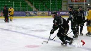 Local player Jacob Bernard-Docker excited to learn his NHL draft fate this weekend