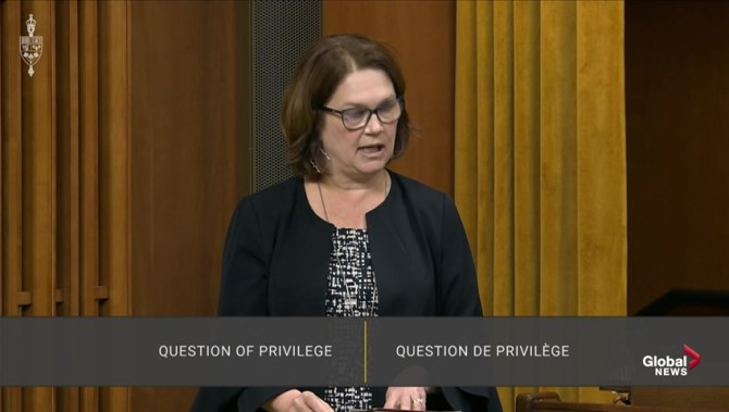 Philpott says Trudeau violated the law by expelling her, Wilson-Raybould from caucus