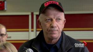 Everyday Hero: Wood Buffalo fire chief Darby Allen (02:40)