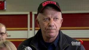 Everyday Hero: Wood Buffalo fire chief Darby Allen