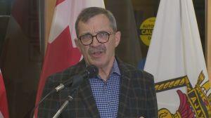 Ajax mayor won't be seeking re-election
