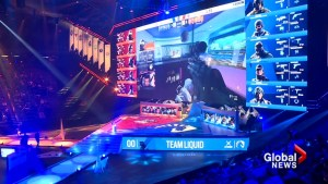 E-sports tournament in Laval draws large crowd
