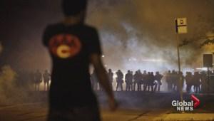 Riots escalate in Ferguson