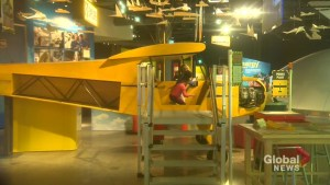 Fun, educational new exhibit in Halifax teaching kids to 'Take Flight'
