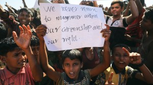 Rohingya Human Rights Network says Canada, international community 'failed the Rohingya'