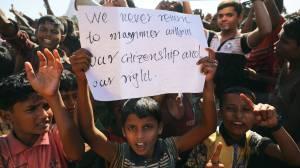 Rohingya Human Rights Network says Canada, international community 'failed the Rohingya'