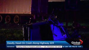 Pickup truck driver killed in collision on Highway 22X