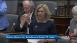 Christine Elliott touts experience as reason to elect her Ontario PC Party leader