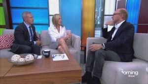 Haggis talks Haiti fundraising and leaving Scientology behind