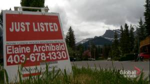 Canmore's hot recreational housing market drives home sales and prices