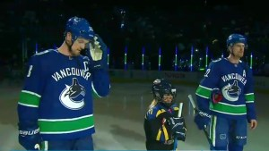 A storybook ending for Vancouver Canucks twins