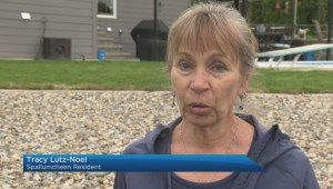 North Okanagan woman surprised by cougar encounter