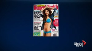 "Women's Health magazine declares they will no longer use the phrase ""bikini body"" on its cover"
