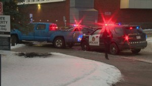 Two people arrested after carjacking and armed standoff in north west Calgary