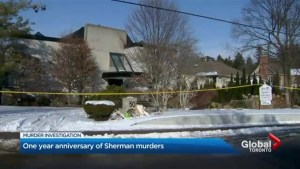 Marking a year year since Barry and Honey Sherman were murdered