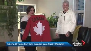 Pyeongchang 2018: Olympic superfan rewarded