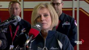 Fort McMurray wildfire has grown to 204,000 hectares, says Alberta premier