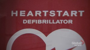 Calgary school staff save little girl's life with onsite defibrillator