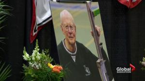 Celebration of life held for Lyle Sanderson