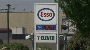 Gas prices expected to rise for Canada Day weekend