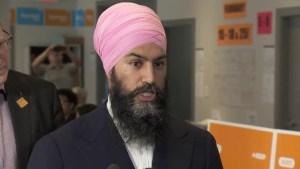 NDP leader Jagmeet Singh on his parties housing plan