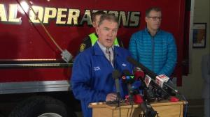 Irving Oil provides details about how fire got started