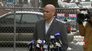 Cory Booker urges end to 'trash talking, twitter trolling'