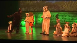 """""""The Jungle Book"""" adapted for the stage at Showplace Performance Arts Centre"""