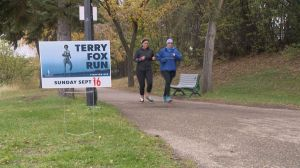 Terry Fox Run in Saskatoon raises $35K