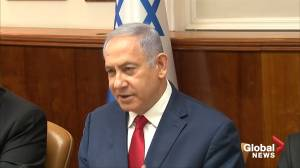 Netanyahu calls on Europe to impose sanctions after Iran announces increase of uranium enrichment