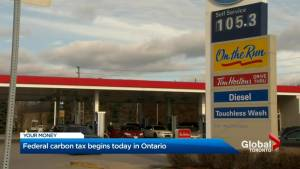 Premier Doug Ford vows to continue battling carbon tax