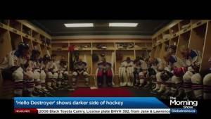 Hello Destroyer shows the darker side of hockey