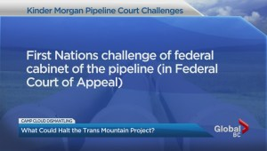 Kinder Morgan court challenges still at play