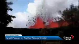 Hawaii officials brace for bigger Mount Kilauea blast