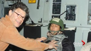 Al Franken accused of groping, unwanted kissing by radio anchor Leeann Tweeden