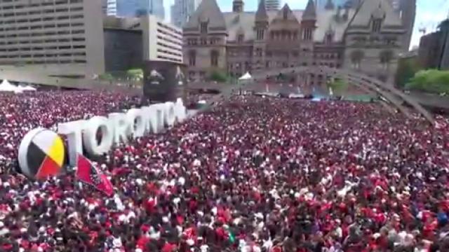 'Raptors Way': Toronto city council votes to rename city street after NBA champions