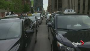 Mayor Tory becomes target as taxi protest threatens NBA All-Star weekend