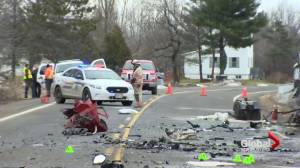 'It's happening over and over': RCMP concerned about increase in fatal vehicle collisions